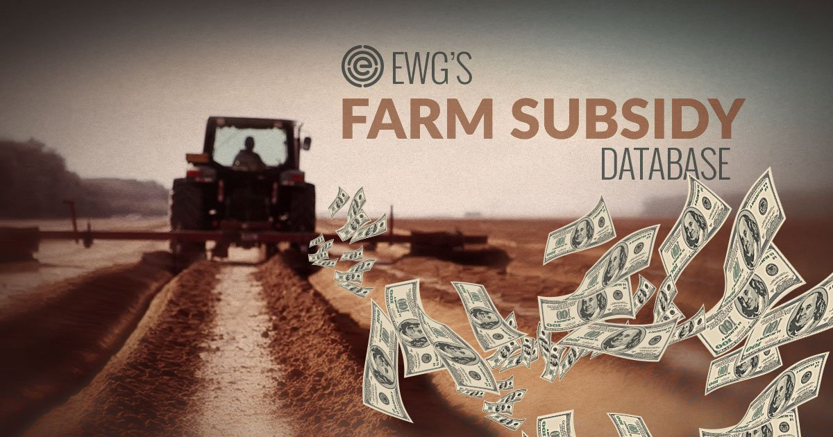 an introduction to farm subsidies Agricultural subsidies in india boon or curse i introduction the socio farm mechanization and irrigation are very costly and indian farmers being poor are.